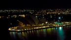Für einmal nicht beleuchtet: Opernhaus Sydney.