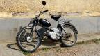 Ein Mofa: Für viele der erste motorisierte fahrbare Untersatz.