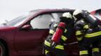 Gasautos stellen Rettungskräfte vor Probleme