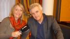 Luzia Stettler und John Irving diskutieren über «In einer Person».