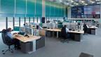 Die neue Einsatzleitzentrale in Zürich.