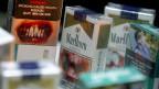 Abschreckende Bilder sollen vom Rauchen abhalten.