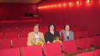 v.l.n.r. Rudolf Wötzel, Karin Boss-Röthlisberger, Katharina Kilchenmann