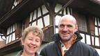 Familie Knüsel-Mura lässt ihr Bauernhaus «energie-checken».