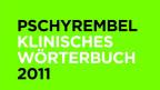 Ausschnitt aus dem Cover vom Psychrembel - dem «Klinische Wörterbuch».