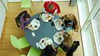 Big Brother is watching you eat: Mittagstisch an der Universität Wageningen