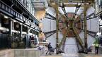 Der ATLAS-Detektor am Cern. Seine Daten liefern die Grundlage für das LHCSound-Projekt.