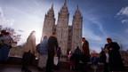 Haupttempel der Mormonen-Kirche in Salt Lake City.