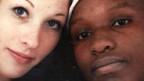 Jennifer und Mwathi: Zwei der sechs Hauptpersonen in «Mit dem Bauch durch die Wand».