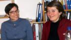 Autorin Sabine Wang und Regisseurin Simona Ryser von «Das Geheimnis».