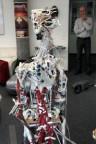 Der Roboter Ecce - dem Menschen nachgebaut.
