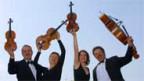 Das Carmina-Quartett feiert sein 25-jähriges Jubiläum.
