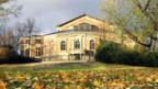 Das Festspielhaus auf dem «Grünen Hügel» in Bayreuth.
