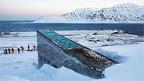 Der Bunker auf Spitzbergen soll das Saatgut der Welt schützen.