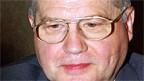 Luc Montagnier. Er gewann dieses Jahr zusammen mit Françoise Barré-Sinoussi eine Hälfte des Nobelpreises für Medizin und Physiologie.