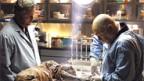 Rechtsmediziner im Labor der TV-Serie «CSI».