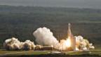 Start einer Ariane 5 in Kourou, Französisch-Guayana.