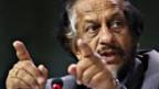 IPCC-Chef Rajendra Pachauri wird heftig angefeindet.