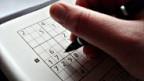Sudoku: Beliebtes Spiel fürs Gehirntraining.