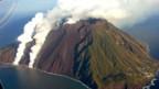 Vulkan Stromboli: Drei Viertel liegt unter Wasser.