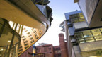 Bereits gebaut: Institute of Science and Technology in Masdar.