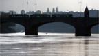 Sauberer Fluss: der Rhein in Basel.