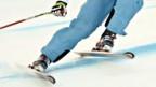 Feldversuche für neu Skis an der WM.