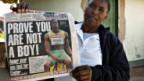 Der Fall der Sportlerin Caster Semenya löste die Diskussion um Geschlechtstests im Sport aus.