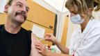 Impfen gegen die Schweinegrippe.
