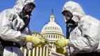 Gefährliche Post: Anthrax-Briefe werden untersucht.