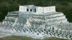 Die Tempelanlage Chichen Itza in Mexiko.