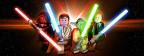 Von der Leinwand ins Kinderzimmer: «Star Wars»-Charaktere als Legofiguren.