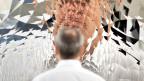 Schizophrenie als Kunst: «Untitled» von Anish Kapoor.