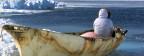 Warten auf die Wale: Inuit auf der Jagd.