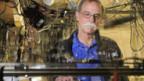 David Wineland, Physik-Nobelpreisträger, in seinem Labor in Boulder, Colorado.