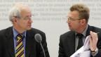 SystemX: Es geht weiter (Aufsichtrat bei einer Pressekonferenz 2007)