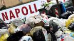 Neapel versinkt im Müll.