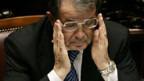 Romano Prodi will Probleme lösen.