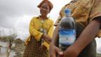 Nicht alle haben sauberes Trinkwasser.