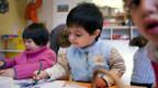 In Basler Kindergärten wird Hochdeutsch gesprochen.