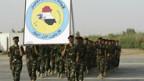 Iraker übernehmen Verantwortung für die Sicherheit in Anbar.