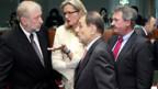 EU-Aussenminister beraten über Unabhängigkeit Kosovos.