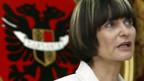 Micheline Calmy-Rey war schon 2005 in Kosovo.