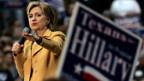 Für Hillary Clinton geht es um Alles oder Nichts.