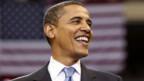 Barak Obama ist Kandidat.
