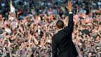 Gigantische Aufgaben warten auf Obama.