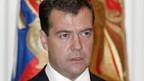 Russlands Präsident Dmitri Medwedew.