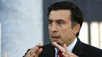 Ihm drohen kritische Fragen der Opposition: Michail Saakaschwili.