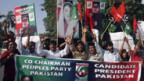 Pakistan vor schwierigen Wahlen.