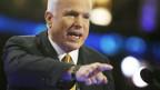 «Maverick» McCain in St. Paul.